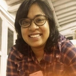 avatar for Ranjabali Chaudhuri