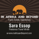 Sara Essop -In Africa and Beyond