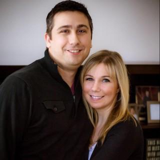 Alicia and David