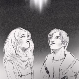 Mr.Darkness & Mrs.Moonlight