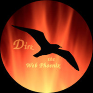 Dirk the Web Phoenix