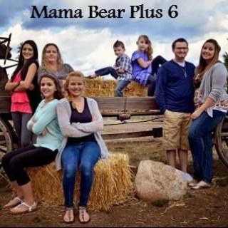 Mama Bear Plus 6