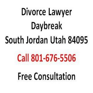 Divorce Lawyer Daybreak South Jordan Utah