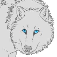 Blue-Eyed Wolfy ・ω・