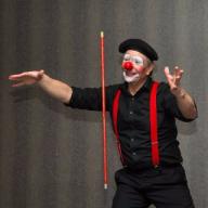 Clown Enriqué Puentes