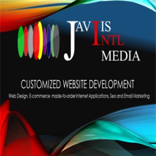 Web Design Javis Intl Media