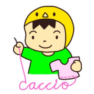 caccio(カッチョ)