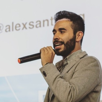 alex santana