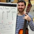 guitarraenpijama