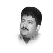 Photo of Hamid Mir