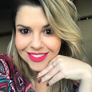 Psicóloga Simone Fernandes Carvalho