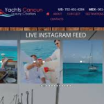 Yachts Cancun Luxury Charters