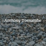 Photo of Anthony Tornambe
