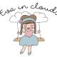 Eva in clouds