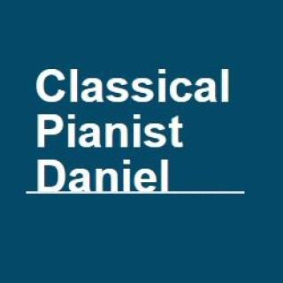 Classical Pianist Daniel Glover in San Francisco