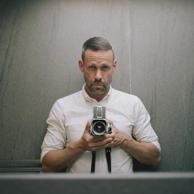 Photo of Dan Rubin