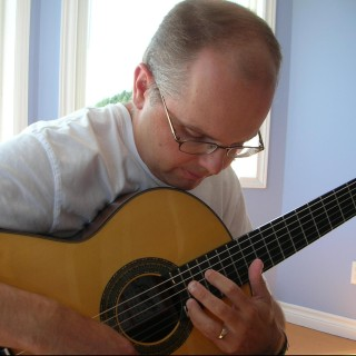 Stephen Zurakowsky Artistic Director of K/W Guitar Society