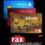 Rax Card