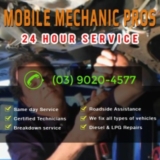 Mobile Mechanic Pros