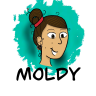 Moldy illustration
