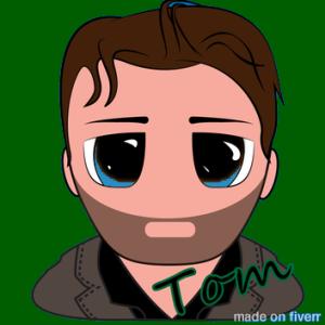 Profile picture for Tom Hodder