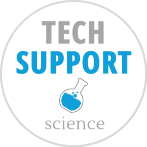 Tech Support Science