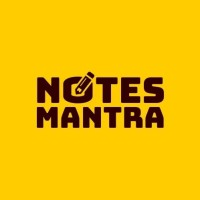 gravatar for Notes Mantra