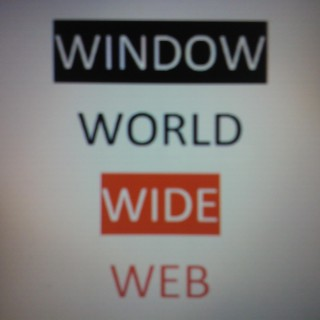 window world wide web press