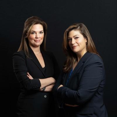 Kelly Frawley and Emily Pollock