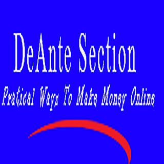 DeAnte Section