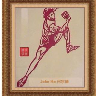 John Ho 何宗阳