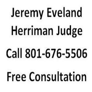 Jeremy Eveland Herriman Judge