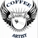 Latte Art Thomas