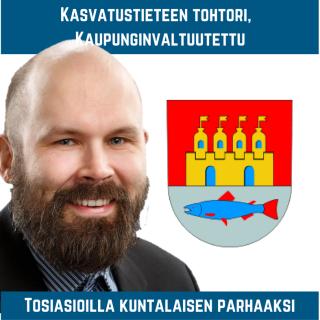 Jari Laru, KT, yliopistonlehtori
