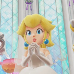 sad super mario odyssey princess peach