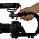 DLSR camera handle