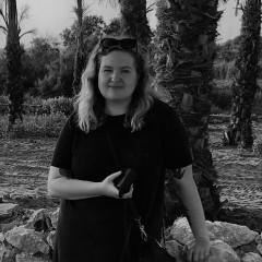 Journalist Vivian Petersen