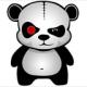 Бездомный Панда