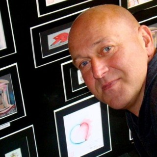Krzysztof Sławomir Król - drawings, paintings, PencilHeads