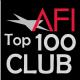 The AFI Top 100 Club
