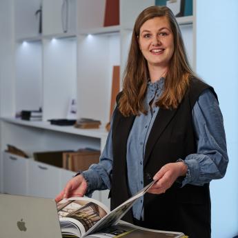 Profiel foto van Michelle Bakker