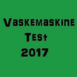 Vaskemaskine Test 2017