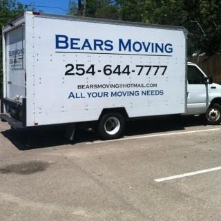 bearsmovingwaco