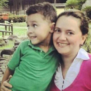 Olivia Zeledón, Líder LLL Nicaragua