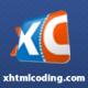 xhtml coding