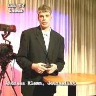 Andreas Klamm Sabaot, Journalist, regionalhilfe.de