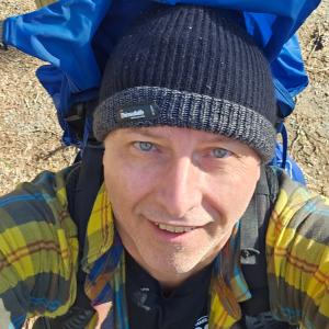 The Blue Ridge Trail Dude