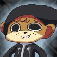 Bizarre Monkey