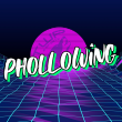 phollowing