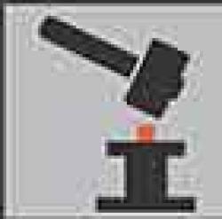 Zero loss hot forging process
